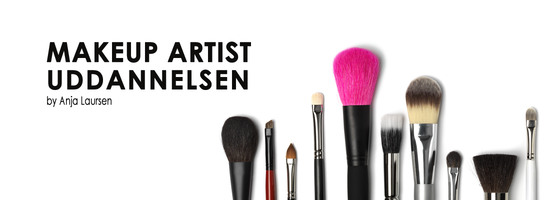 Makeup Artist Uddannelsen by Anja Laursen | PUBLICATTACK ApS |