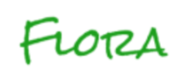 Flora-underskrift