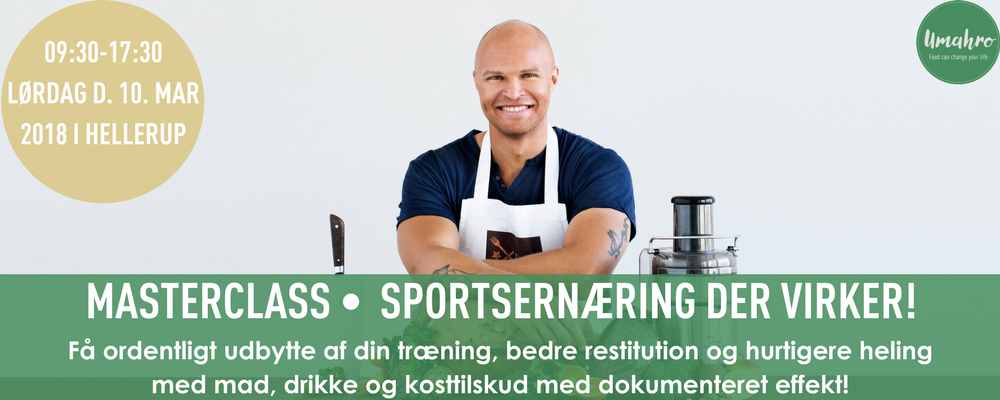 MASTERCLASS • SPORTSERNÆRING DER VIRKER • 10.03.2018 • SIMPLERO COVER.png