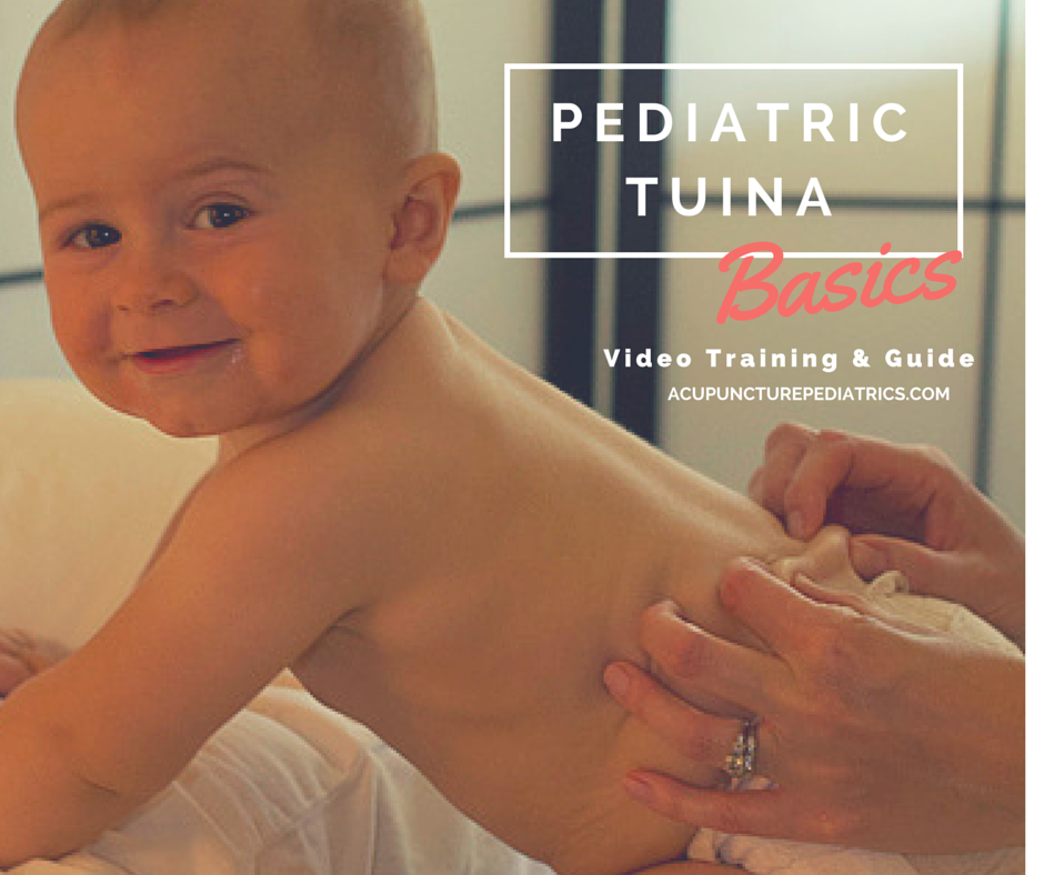 Pediatric Tuina Basics
