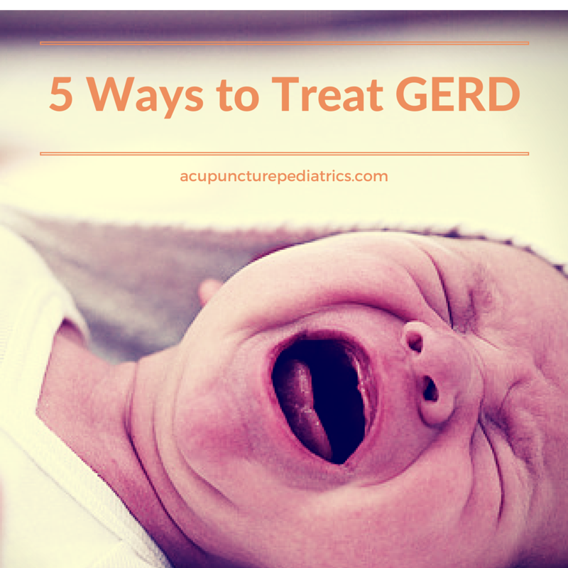 ways to treat GERD