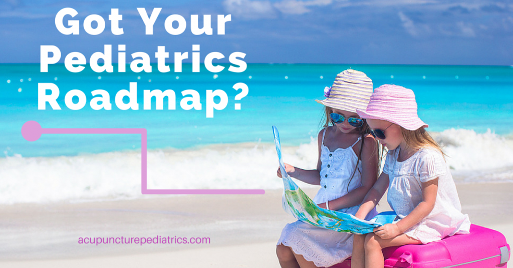 Got Your Pediatrics Roadmap?