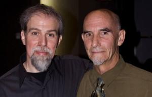 Steve and Efrem Picture
