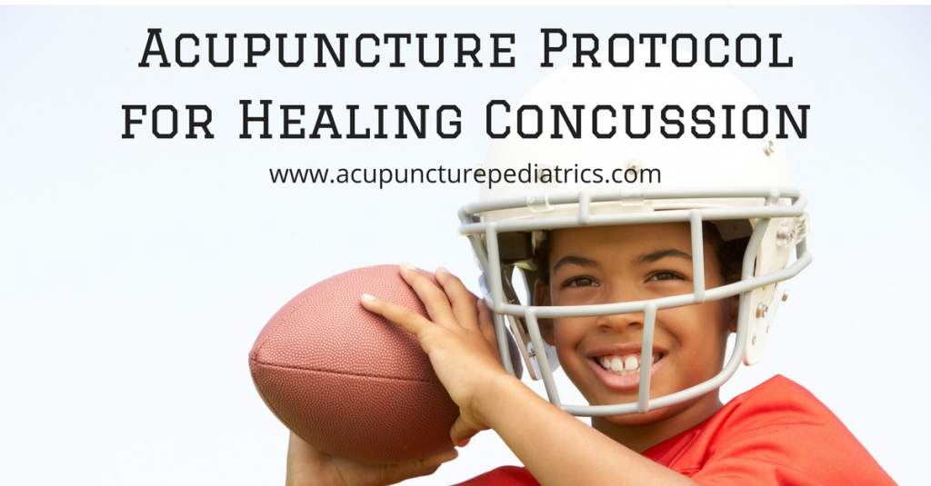 Acupuncture for Healing Concussion