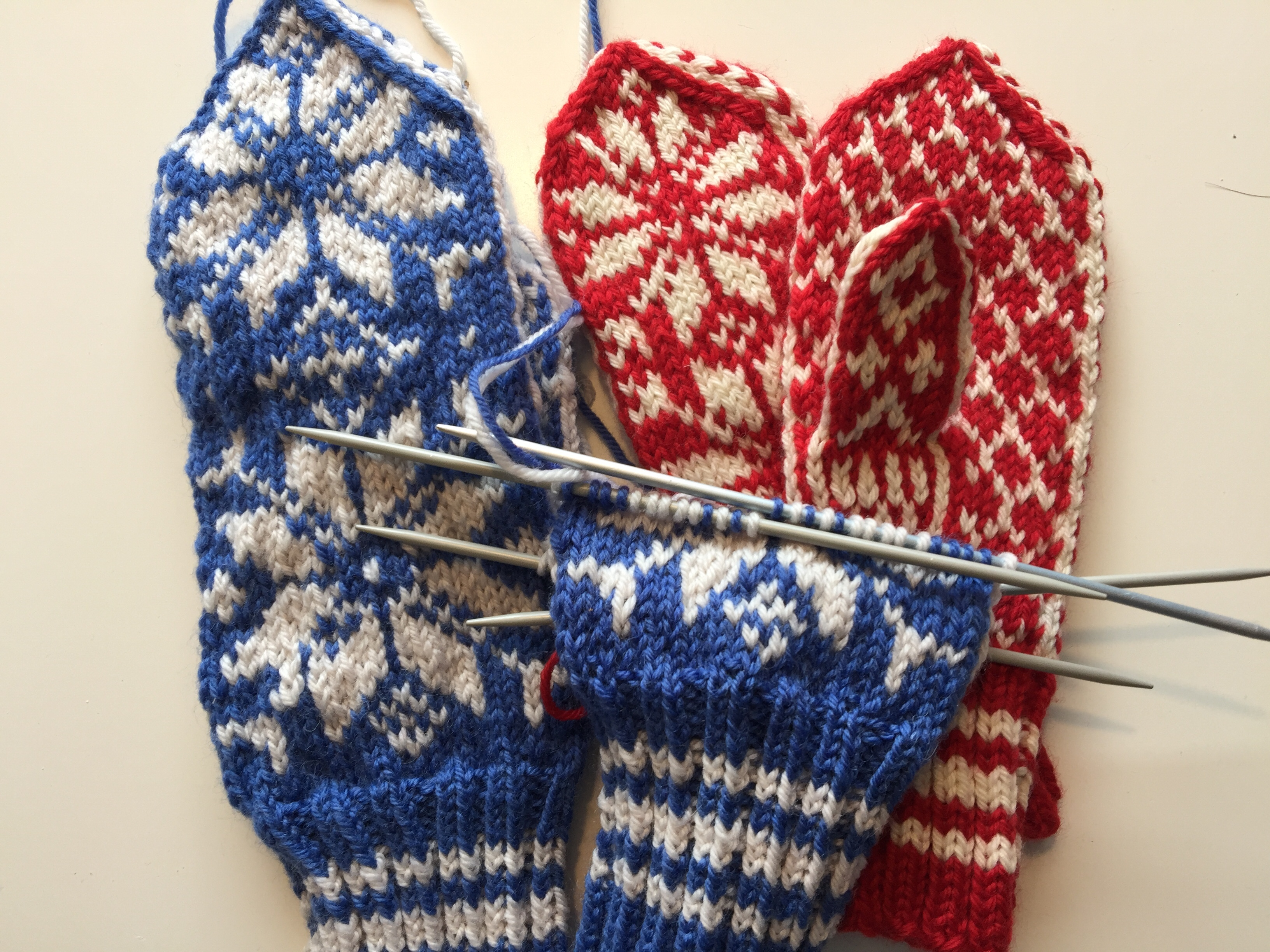Home Norwegian Knitting