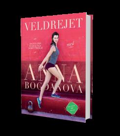 Veldrejet bog Anna Bogdanova