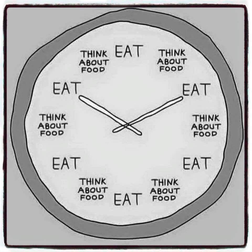 Food o-clock