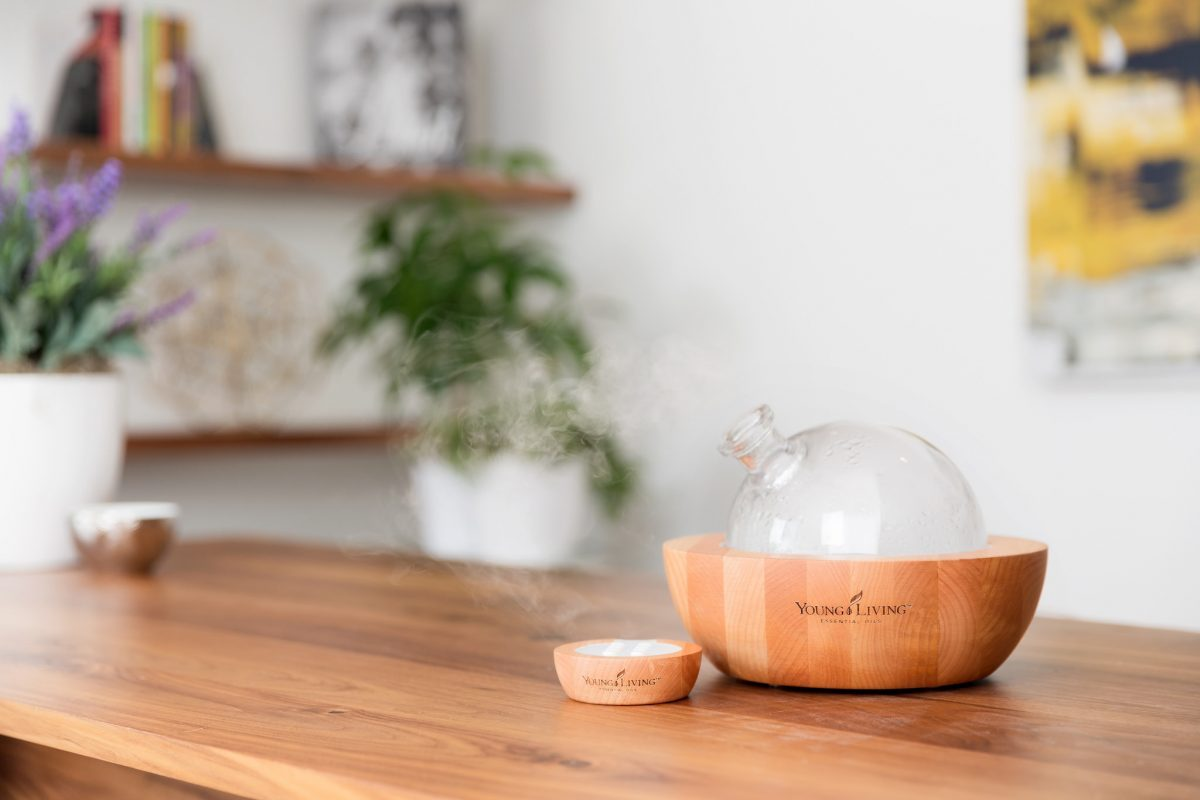 De aria diffuser een aanwinst voor je huis en gezondheid.