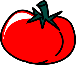 Pomodoro is Italian for tomato.