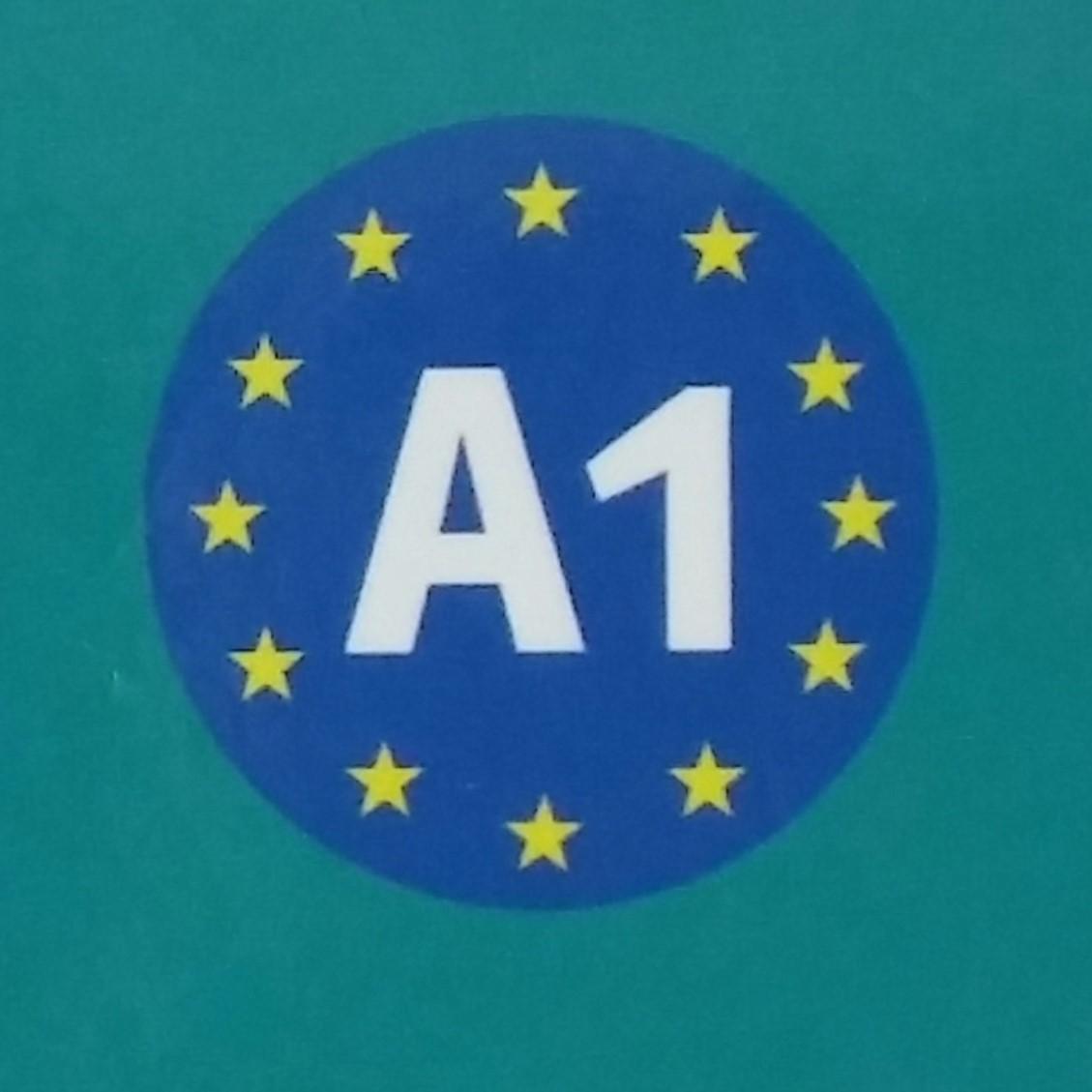 A1 Niveau emblem
