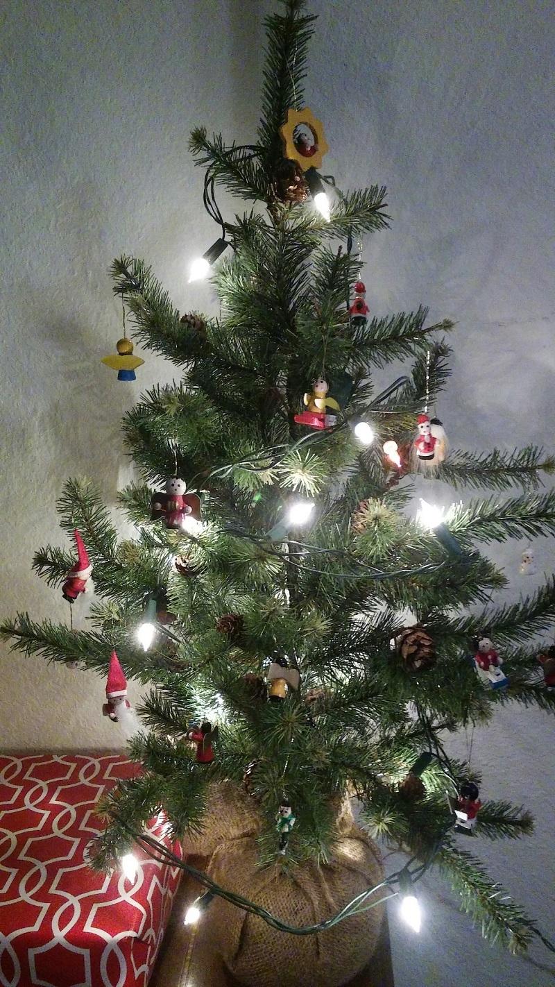 Nicoles kleiner Weihnachtsbaum