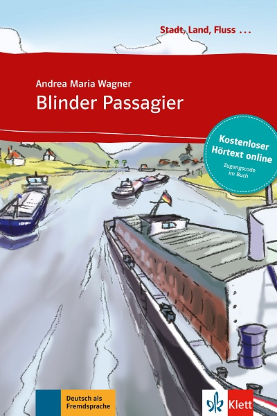 Blinder Passagier cover