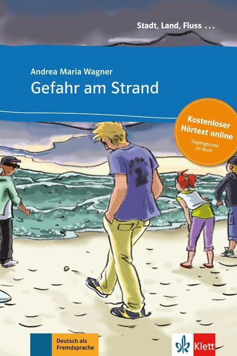 Gefahr am Strand Cover