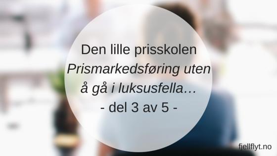 prismarkedsføring