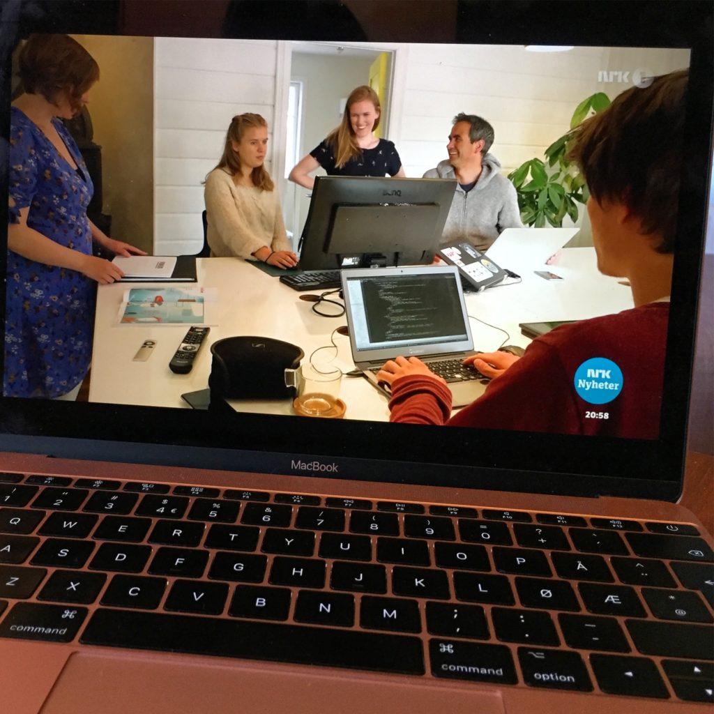 Fjellgrunder traineeprogram på NRK