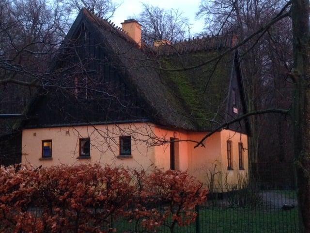 Det smukke gamle hus