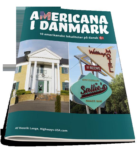 Americana i Danmark: 10 amerikanske oplevelser på dansk