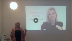 Stress og din Cyklus Foredrag