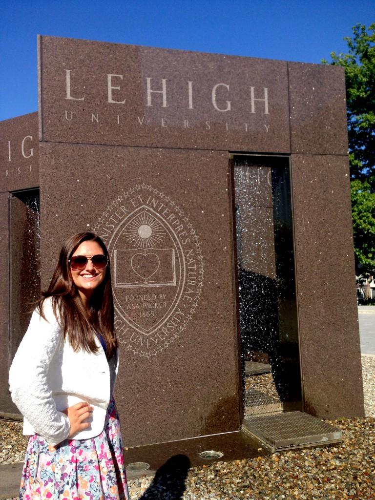 NSM @Lehigh University, 1/18 college visits.