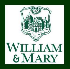 William & Mary Seal, courtesy of wm.edu