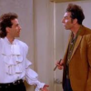 At least Jerry had a good reason to wear The Puffy Shirt. —Seinfeld, Season 5, Episode 2.