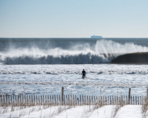 Snow. Surf. Come prepared. Source: BusinessInsider.com