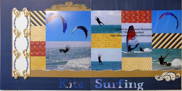 Kite Surfing page