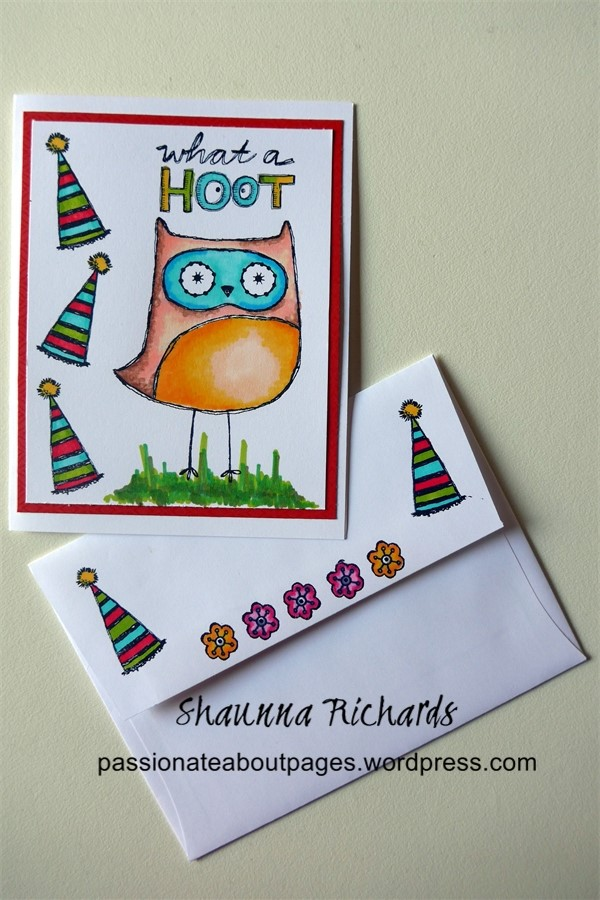 What a Hoot SOTM & Shin Han Markers