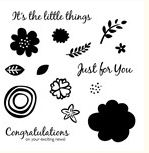 little things stamp
