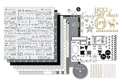 CTMH Silver & Gold Workshop Kit - it's just so elegant. Purchase yours at www.shaunnarichards.ctmh.com.au