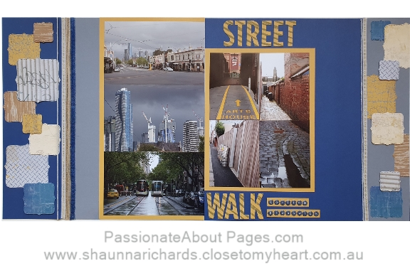 Close To My Heart's Urban collection adapts brilliantly to a variety of scrapbook themes and card designs. Order your collection at www.shaunnarichards.closetomyheart.com.au before the end of January 2020