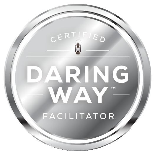 Certified The Daring Way™ Facilitator