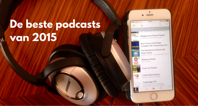 De beste podcasts van 2015