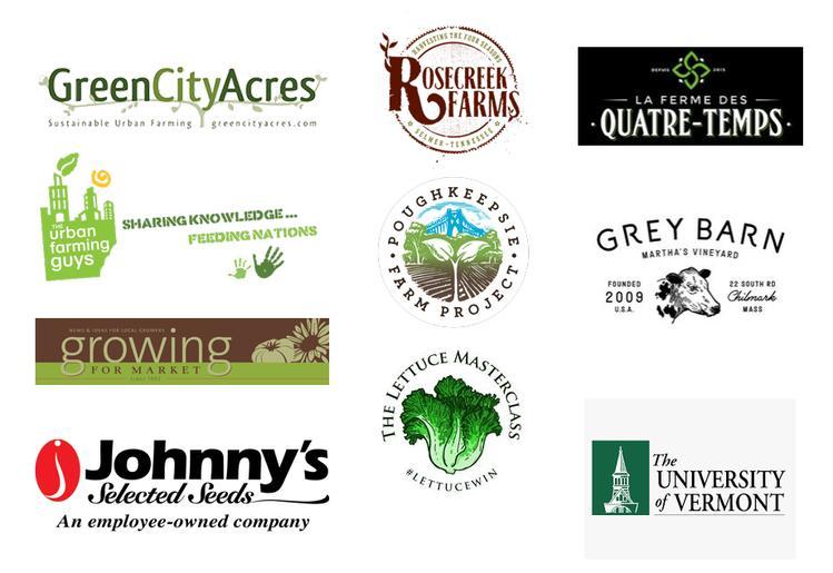Multiple logos- Collaborators