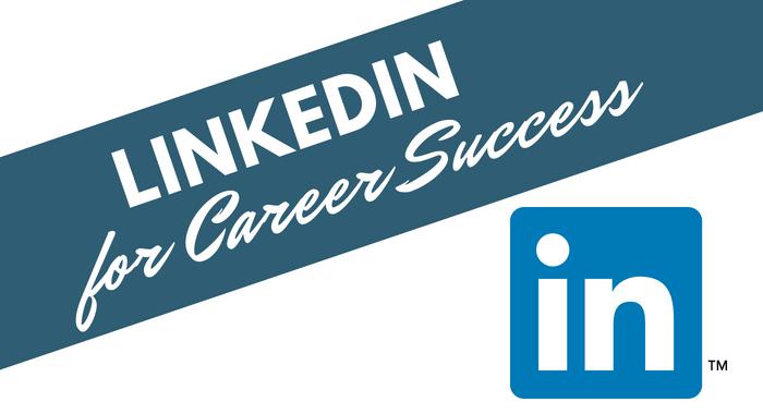 Linkedin for career success white