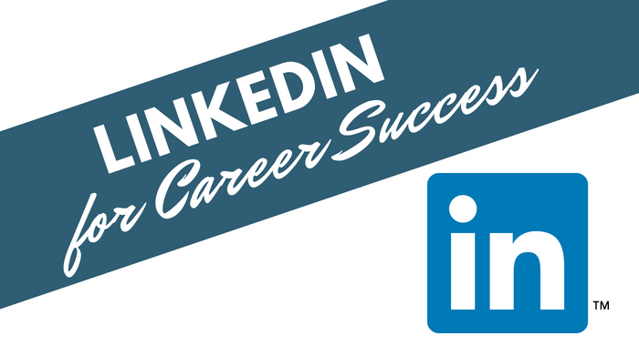 Linkedin for career success white