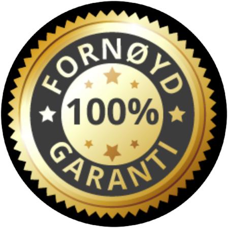 100 % garanti