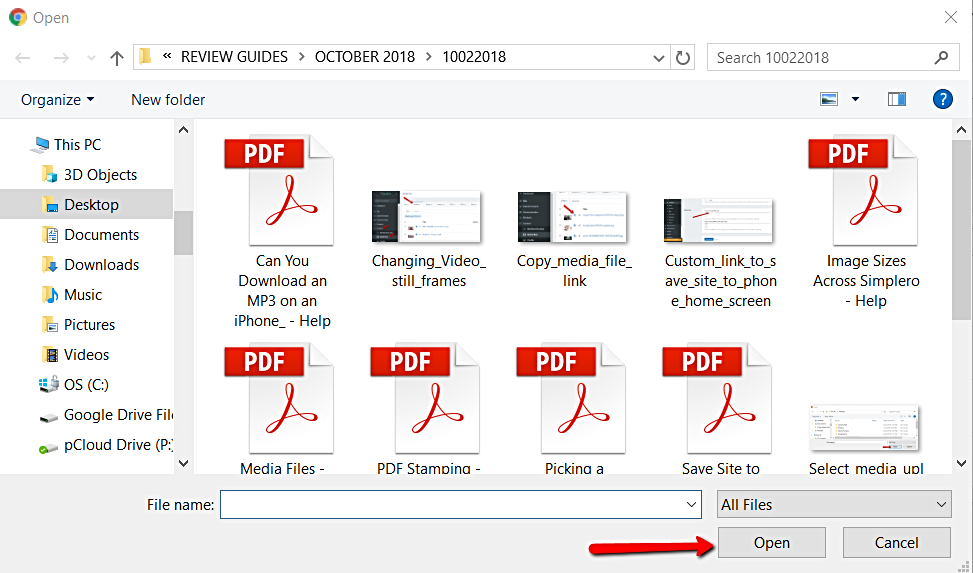 Select_PDF_file