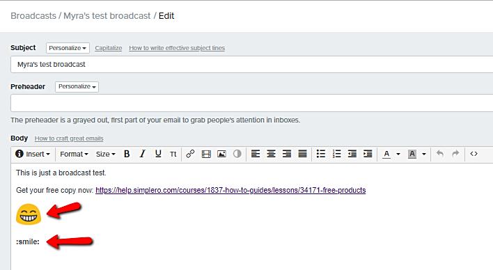 Sample_emoji_in_email_body