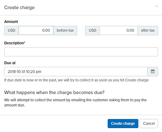 Create_a_charge_screen