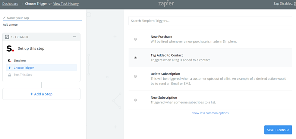 Choose_steps_for_Simplero_Trigger_in_Zapier