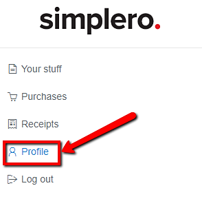 Profile_tab_in_Simplero_Account