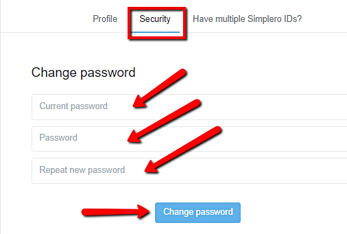 Security_to_Change_password