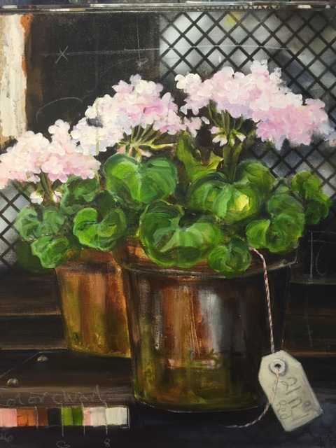 kit blomster