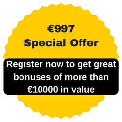 997 euro price with great bonuses