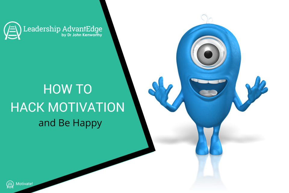 How to Hack Motivation
