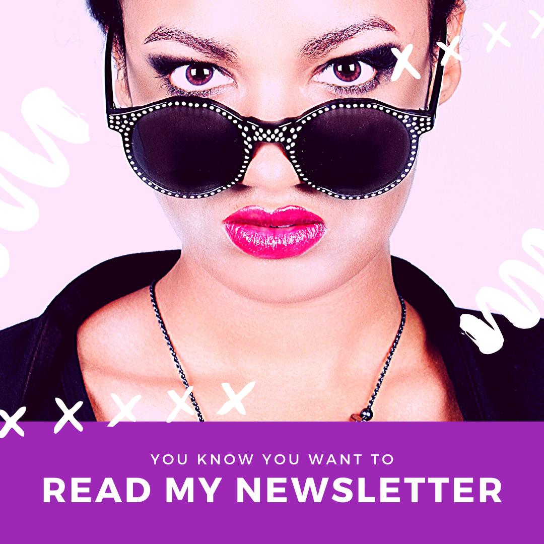 Read My Newsletter