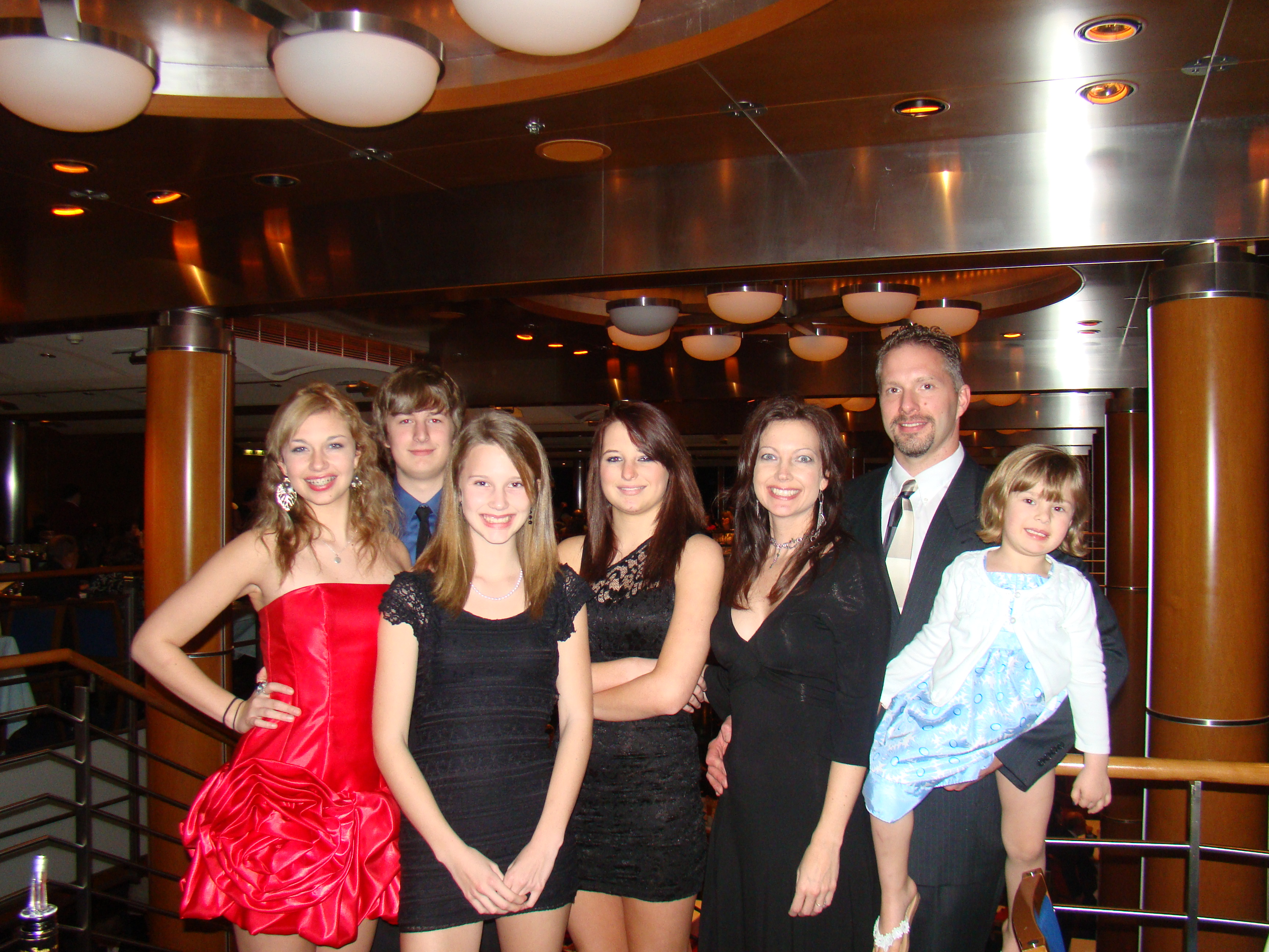 Fry-Niehaus Family cruise pictures 2011