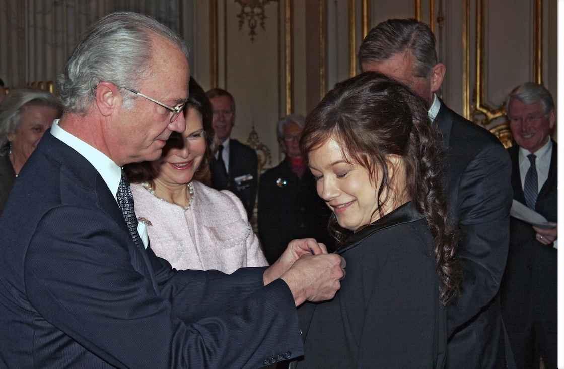 Lena Maria and His Royal Highness