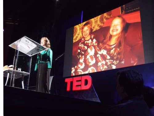 Lena Maria at TED